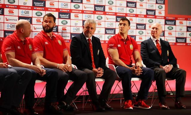"<span class=""element-image__caption"">Preparation will be key in New Zealand for Warren Gatland and the Lions staff.</span> <span class=""element-image__credit"">Photograph: Warren Little/Getty Images</span>"