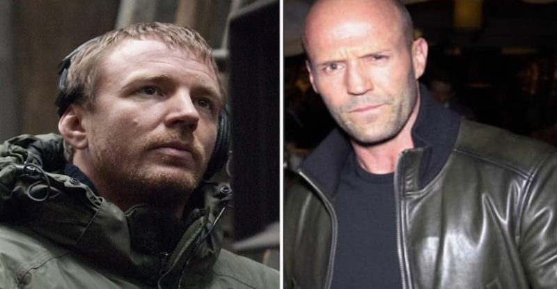 Jason Statham and Guy Ritchie team up for armored truck heist film