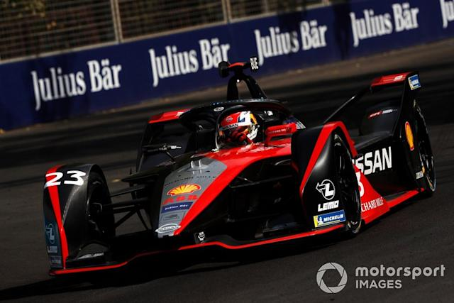 "Sébastien Buemi, Nissan e.Dams, Nissan IMO2 <span class=""copyright"">Alastair Staley / Motorsport Images</span>"