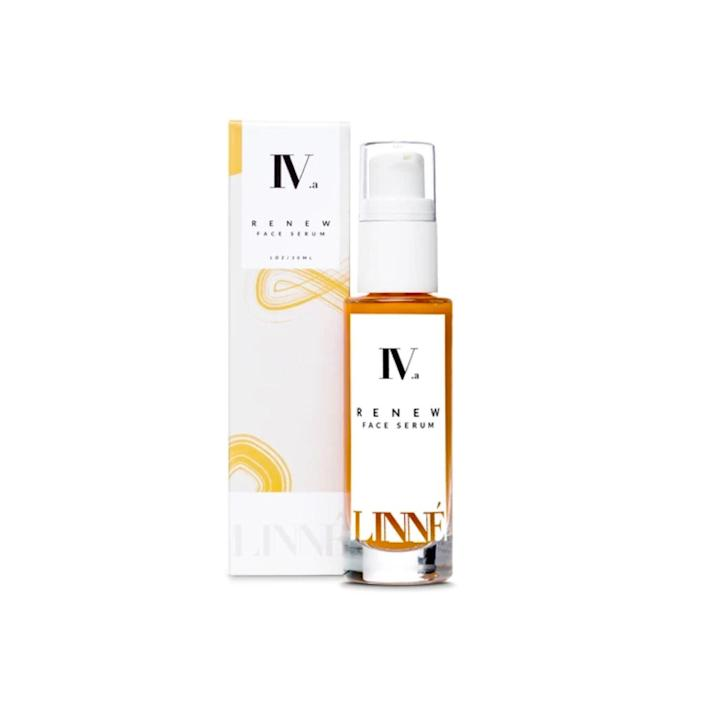 """If you love skin care products that looks beautiful on your bathroom counter, get into Linné Botanicals. Tons of the natural skin brand's <a href=""""https://fave.co/3792fti"""" rel=""""nofollow noopener"""" target=""""_blank"""" data-ylk=""""slk:featured products"""" class=""""link rapid-noclick-resp"""">featured products</a> are running for 20% off, and you can save 20% off plus get a free Skin Tea with a purchase of $150+ while supplies last. After you add this rejuvenating serum to cart, check out the floral bath salts and nourishing lip balms. $94, Linné Botanicals. <a href=""""https://linnebotanicals.com/products/r-e-n-e-w-face-serum"""" rel=""""nofollow noopener"""" target=""""_blank"""" data-ylk=""""slk:Get it now!"""" class=""""link rapid-noclick-resp"""">Get it now!</a>"""