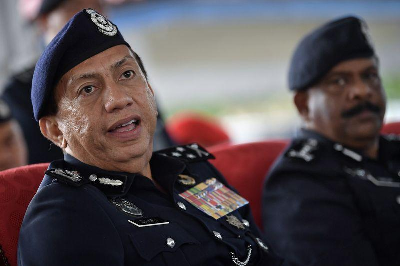 Zulkifli said he will be officially step down as director of the department and become the director-general of AADK on Monday. — Bernama pic