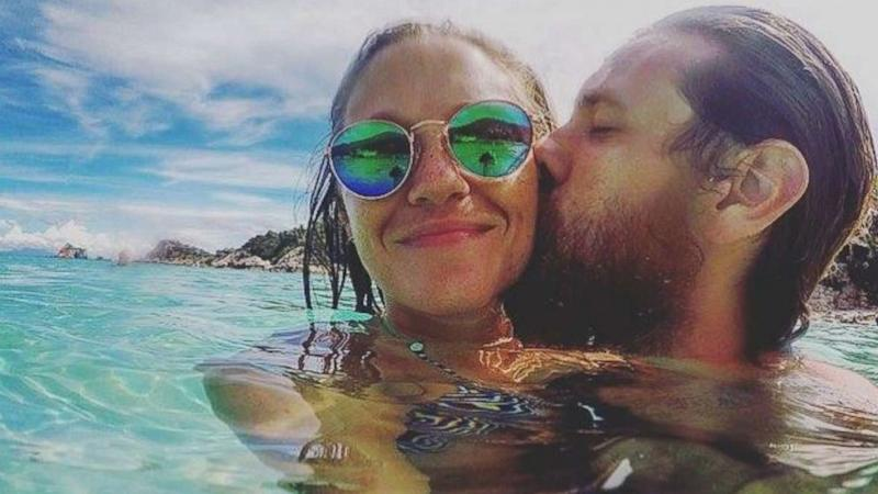 Couple quits jobs and travels the world, ending with book deal and marriage proposal