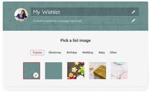 The upcoming Giftster release includes new features to personalize your wish lists.