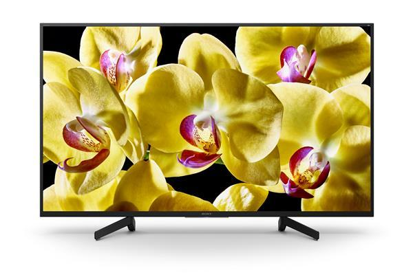 "Sony XBR-43X800G - 43"" Class. Image via Canada Computers."