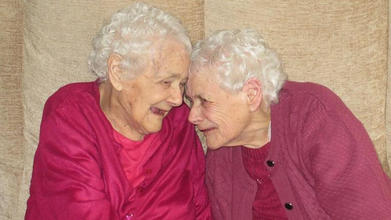 103-Year-Old Twins Die Within Weeks of Each Other