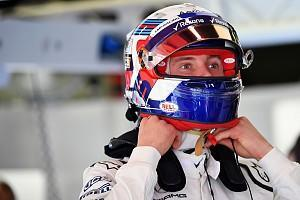 Sergey Sirotkin has admitted his intense self-determined workload with the Williams team is making a difficult start to his rookie Formula 1 season harder