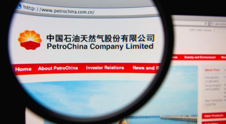 3 Dividend Stocks to Buy: PetroChina (PTR)