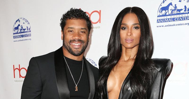 dd129ffd68310 Ciara Says Husband Russell Wilson Deciding to Stay with the Seattle  Seahawks Was a 'Process'