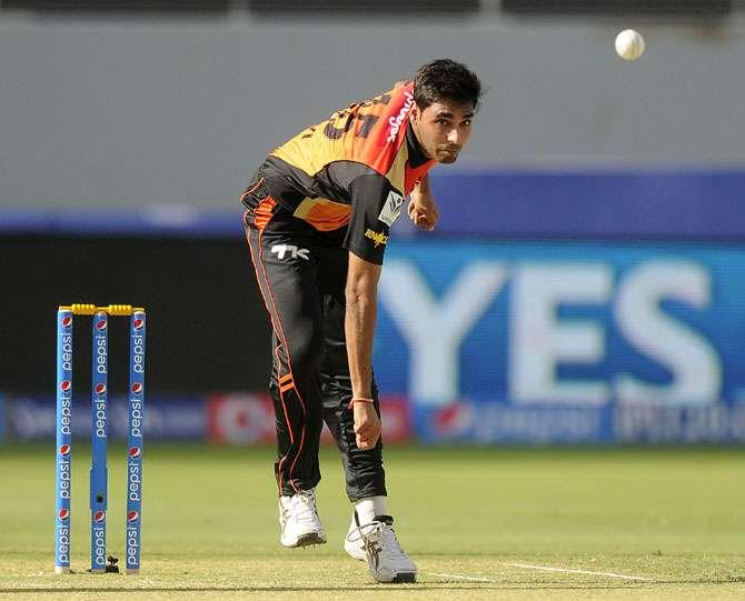 Bhuvneshwar Kumar sunrisers hyderabad
