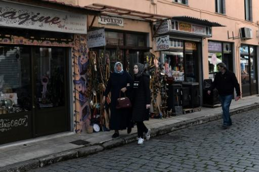 """When Erdogan visited Greece in December 2017, he complained about """"discrimination"""" against the Muslim minority in northern Greek towns like Komotini, near the border"""