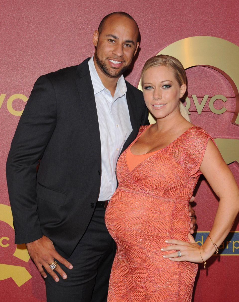 Kendra confirmed her split with Hank this month, following years of speculation over their marriage. Photo: Getty