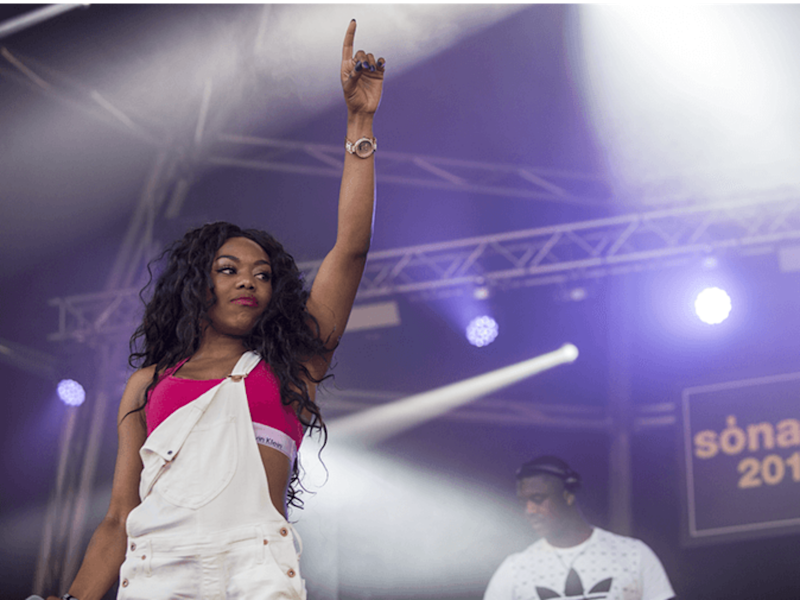 Lady Leshurr is among the artists finding success without major industry backing: scannerFM/Flickr