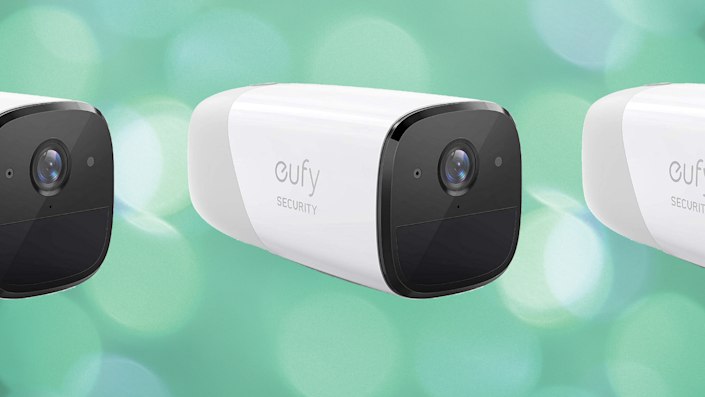 With eufy you can have peace of mind wherever you go.  (Photo: eufy)