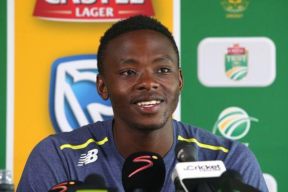 Rabada has been SouthAfrica's spearhead for quite some time now