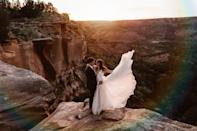 "<p>Ceremony Location: Palo Duro Canyon State Park//Dress Store: <a href=""http://bluebridalaustin.com"" class=""link rapid-noclick-resp"" rel=""nofollow noopener"" target=""_blank"" data-ylk=""slk:Blue Bridal Boutique"">Blue Bridal Boutique</a>//Floral Designer: <a href=""http://www.pariedesigns.com/"" class=""link rapid-noclick-resp"" rel=""nofollow noopener"" target=""_blank"" data-ylk=""slk:Parie Designs"">Parie Designs</a>//Photographer: <a href=""http://www.britnicolephotography.com"" class=""link rapid-noclick-resp"" rel=""nofollow noopener"" target=""_blank"" data-ylk=""slk:Brit Nicole Photography"">Brit Nicole Photography</a>//<a href=""https://www.twobrightlights.com/"" class=""link rapid-noclick-resp"" rel=""nofollow noopener"" target=""_blank"" data-ylk=""slk:Submitted via Two Bright Lights"">Submitted via Two Bright Lights</a><br><br></p>"