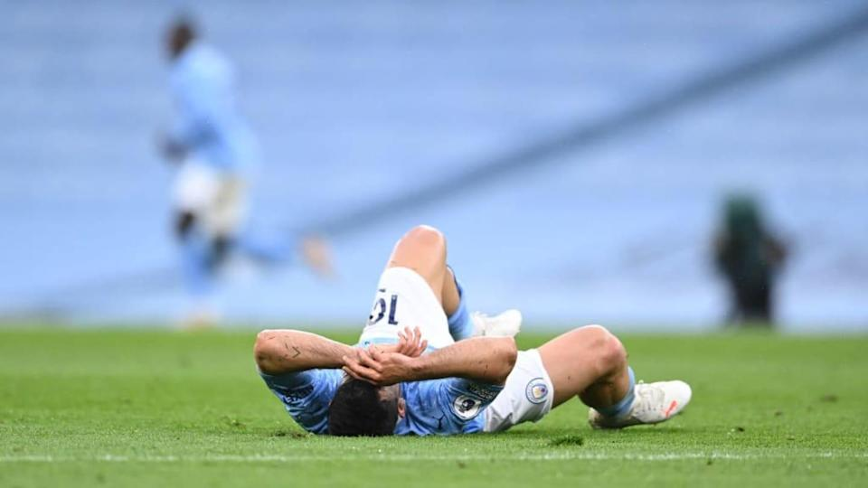 Le fatiche del girone d'andata del Machester City   Laurence Griffiths/Getty Images