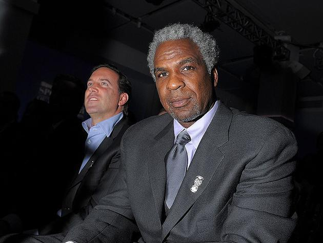 Charles Oakley, in 2012. (Getty Images)