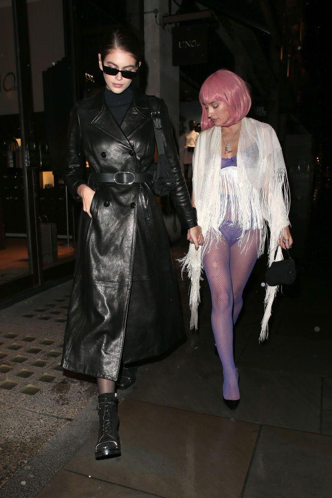 """<p>This chic Halloween costume is bound to be a fashion girl favorite, especially a New York fashion girl. You probably already have these sleek black items in your wardrobe if you're a city dweller, but if not, shop the key trench below. </p><p><strong>Get the look: Proenza Schouler</strong> trench coat, $3,690, <a href=""""https://go.redirectingat.com?id=74968X1596630&url=https%3A%2F%2Fshop.harpersbazaar.com%2Fdesigners%2Fproenza-schouler%2Fzip-leather-coat-69272.html&sref=https%3A%2F%2Fwww.harpersbazaar.com%2Ffashion%2Ftrends%2Fg2339%2Ffashionable-halloween-costume-ideas%2F"""" rel=""""nofollow noopener"""" target=""""_blank"""" data-ylk=""""slk:shopbazaar.com"""" class=""""link rapid-noclick-resp"""">shopbazaar.com</a>.</p><p><a class=""""link rapid-noclick-resp"""" href=""""https://go.redirectingat.com?id=74968X1596630&url=https%3A%2F%2Fshop.harpersbazaar.com%2Fdesigners%2Fproenza-schouler%2Fzip-leather-coat-69272.html&sref=https%3A%2F%2Fwww.harpersbazaar.com%2Ffashion%2Ftrends%2Fg2339%2Ffashionable-halloween-costume-ideas%2F"""" rel=""""nofollow noopener"""" target=""""_blank"""" data-ylk=""""slk:SHOP"""">SHOP</a></p>"""