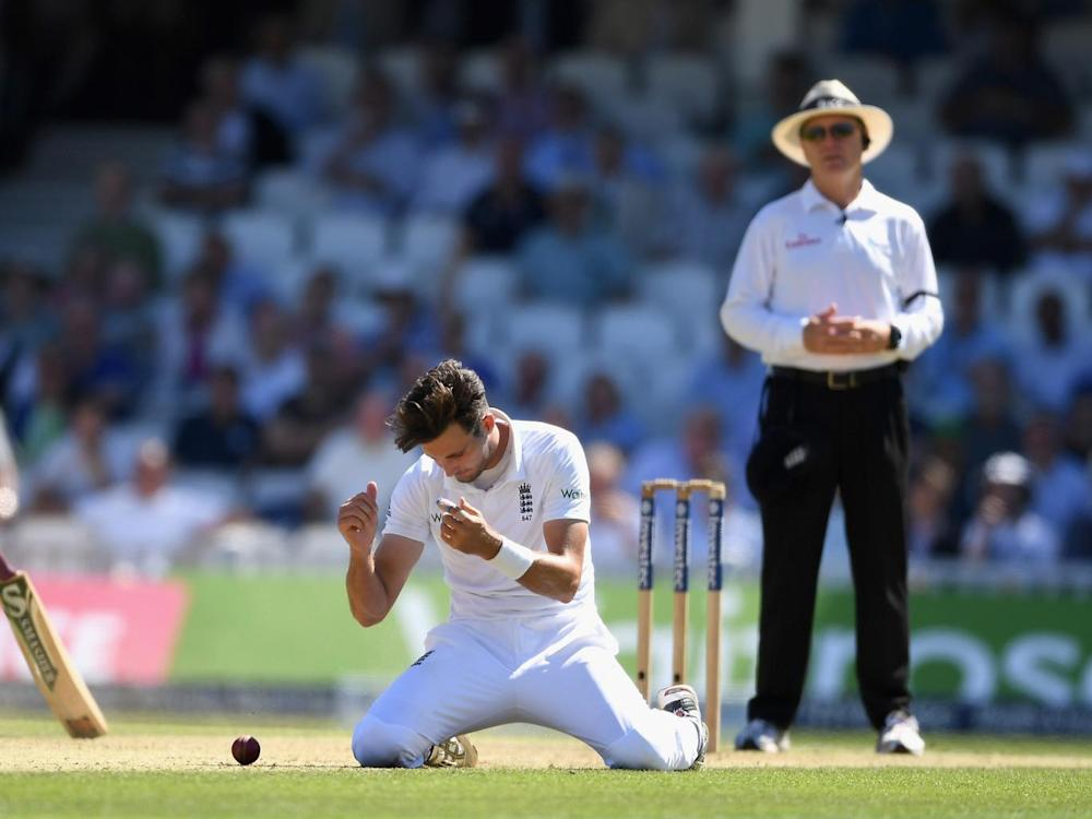 Finn has endured a frustrating time with England at times (Getty)