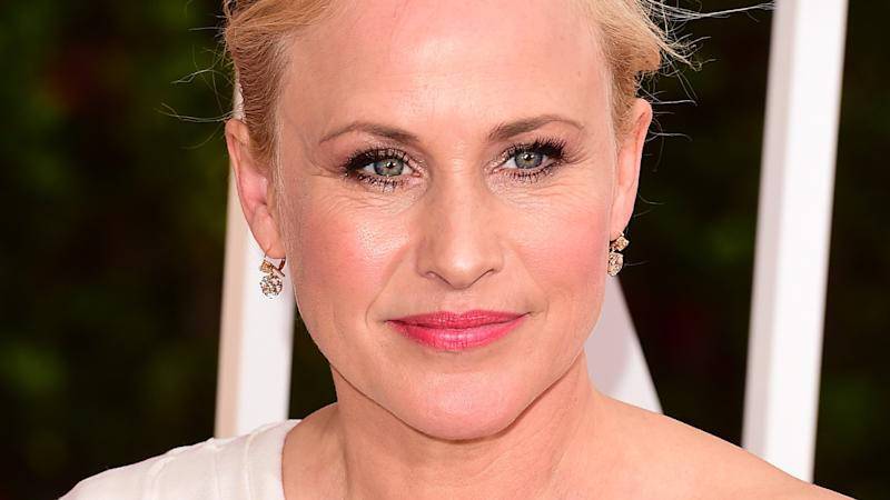 Patricia Arquette calls for renewed fight for women's rights
