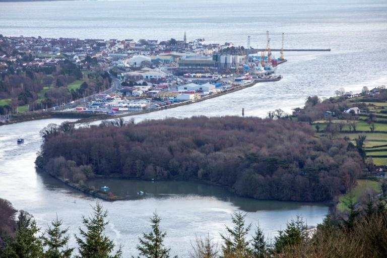 A port hub humming with ferries and freight, Warrenpoint sits on the Irish border