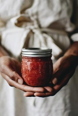 The Makers of Ball® Home Canning Products launch the Made For More Small Business Fund to Award $110,000 in small business grants.   Photo credit: @AlysonSimplyGrows
