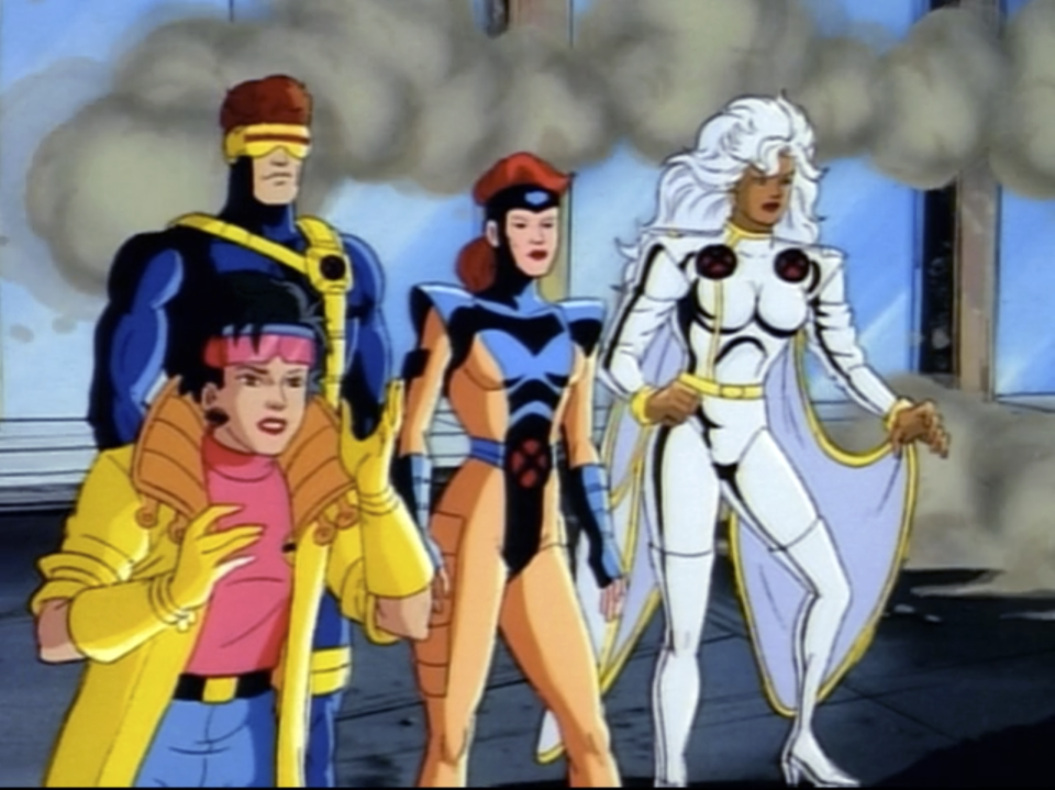 The X-Men protect a world that hates and fears just for what they are.