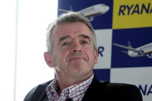 Ryanair to increase baggage charges by €20 this summer