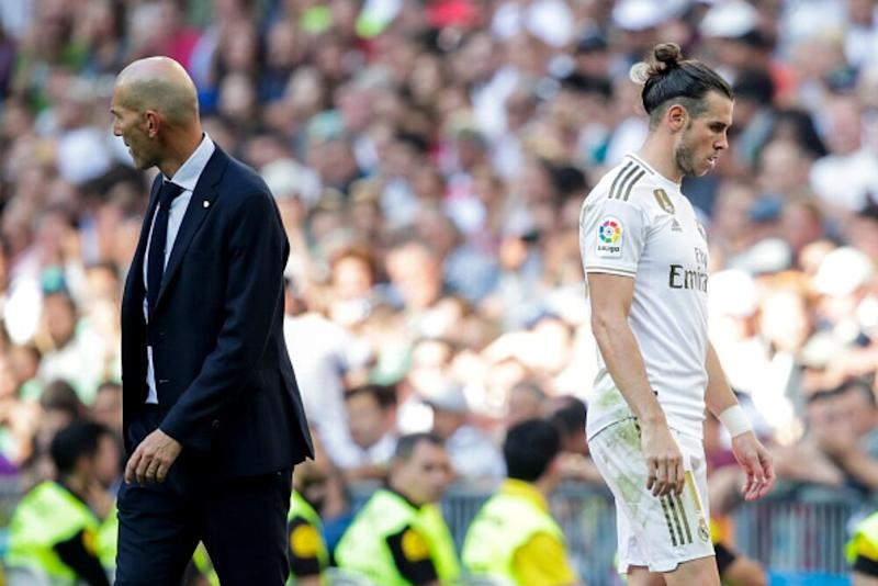 Gareth Bale's Relationship With Real Madrid Boss Zinedine Zidane Hits an All-Time Low: Reports