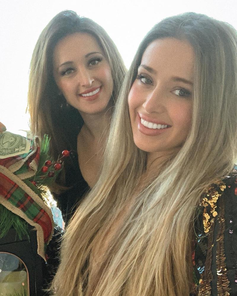 Elma Beganovich and her sister Amra pictured smiling.