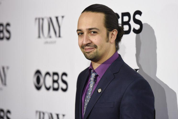 Lin-Manuel Miranda (Photo: Matthew Eisman/Getty Images)