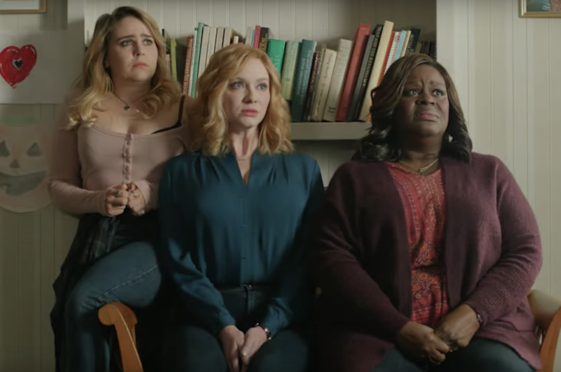 """Mae Whitman, Retta, and Christina Hendricks make a life of crime look appealing in the first trailer for """"Good Girls"""""""