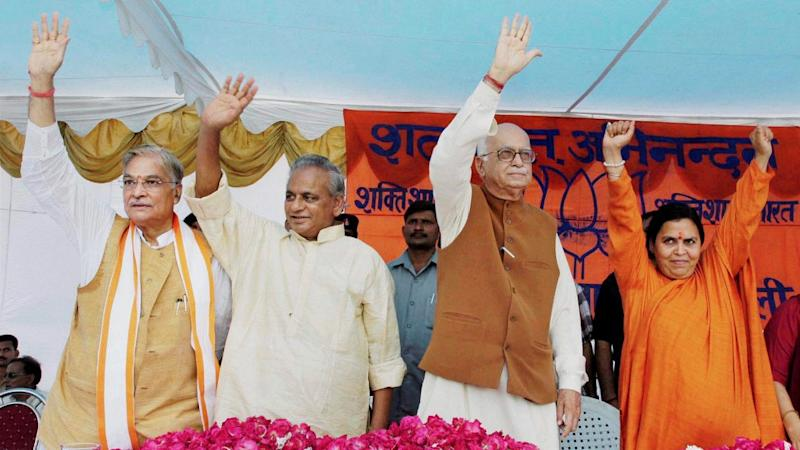 Babri Masjid Verdict: What's Next For Advani, Joshi and Bharti?