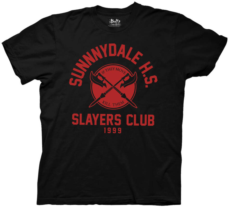 <p>There's only one rule in Slayers Club. Price: $19.95. (Credit: Ripple Junction) </p>