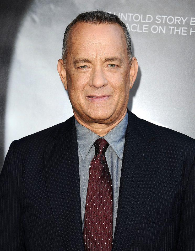 Tom Hanks at Directors Guild Of America for a screening of