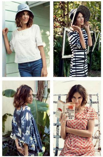 WATCH Alexa Chung For Vero Moda's Spring Summer 2012 Collection!
