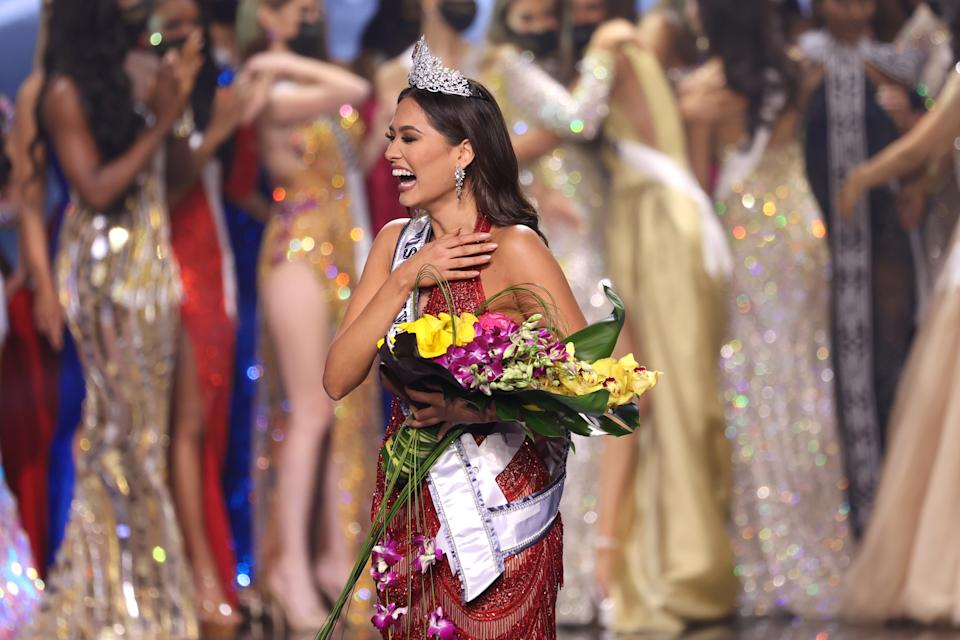 Mexico's Andre Meza crowned Miss Universe 2020