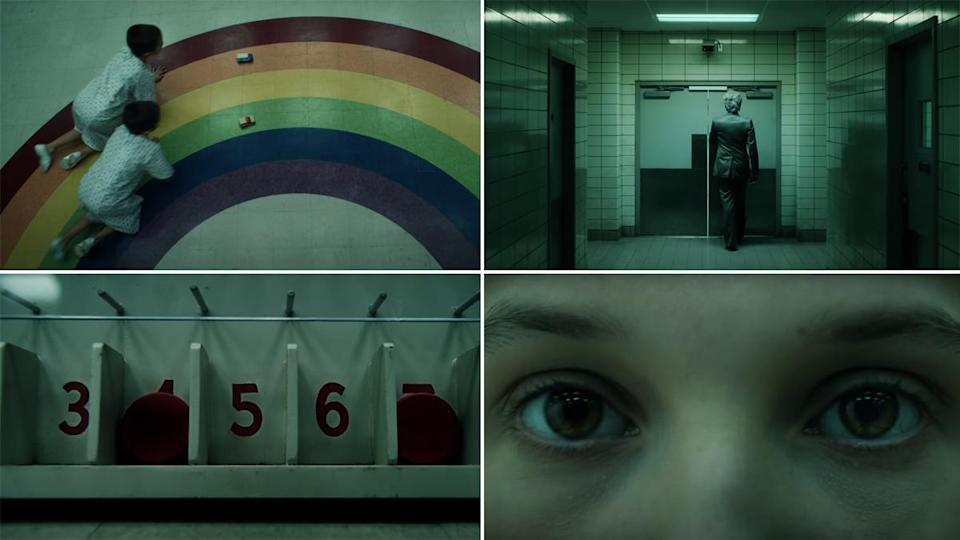 Stranger Things Season 4 New Teaser Brings Eleven Back to Dr Brenner and  Her Rainbow Room Days (Watch Video)