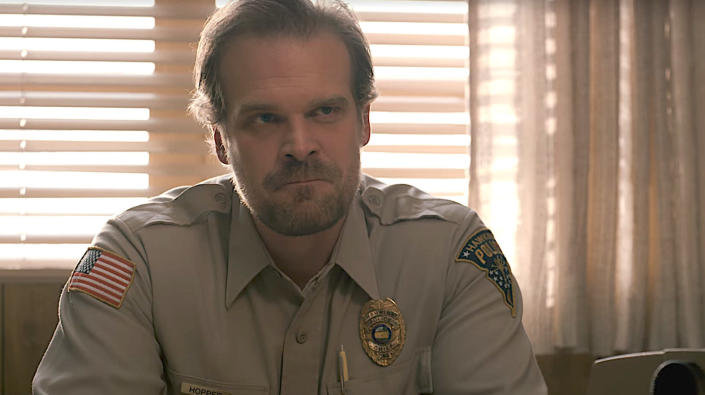 """""""Stranger Things"""" fans in Michigan have an added incentive not to get themselves arrested this week."""