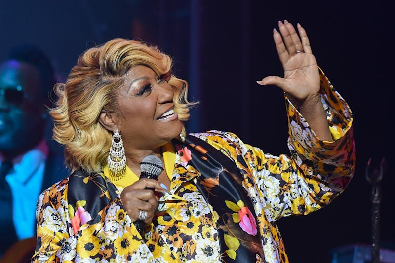 """Patti LaBelle says she didn't seek medical care often before her diabetes diagnosis. """"I wasn't that girl who goes to the doctor. It saved my life, falling out on stage that night."""" (Photo by Aaron J. Thornton/Getty Images)"""