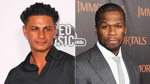 Pauly D Teams Up With 50 Cent