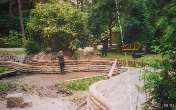 How a Dorset couple spent 20 years creating a Japanese themed garden
