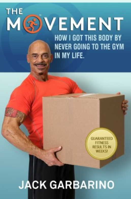 "<p>Nathan Felder really stumbled into it with this idea — a moving company powered by free labor, who think they're part of a new fitness movement. He enlisted Jack as the face and author behind ""The Movement,"" which replaced going to the gym with lifting boxes and furniture. And as outlandish as Nathan could be, it did work — even in real life! <a href=""https://www.amazon.com/Movement-This-Never-Going-Life/dp/1517159393"" rel=""nofollow noopener"" target=""_blank"" data-ylk=""slk:The book"" class=""link rapid-noclick-resp""><span>The book</span></a> made it onto the actual bestseller list. (Photo: Amazon.com) </p>"