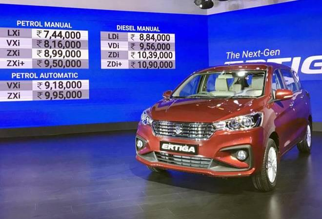 Two variants with automatic transmission were also launched with the petrol engine priced at Rs 9.18-9.95 lakh.