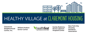 Claremont Healthy Village Initiative Logo