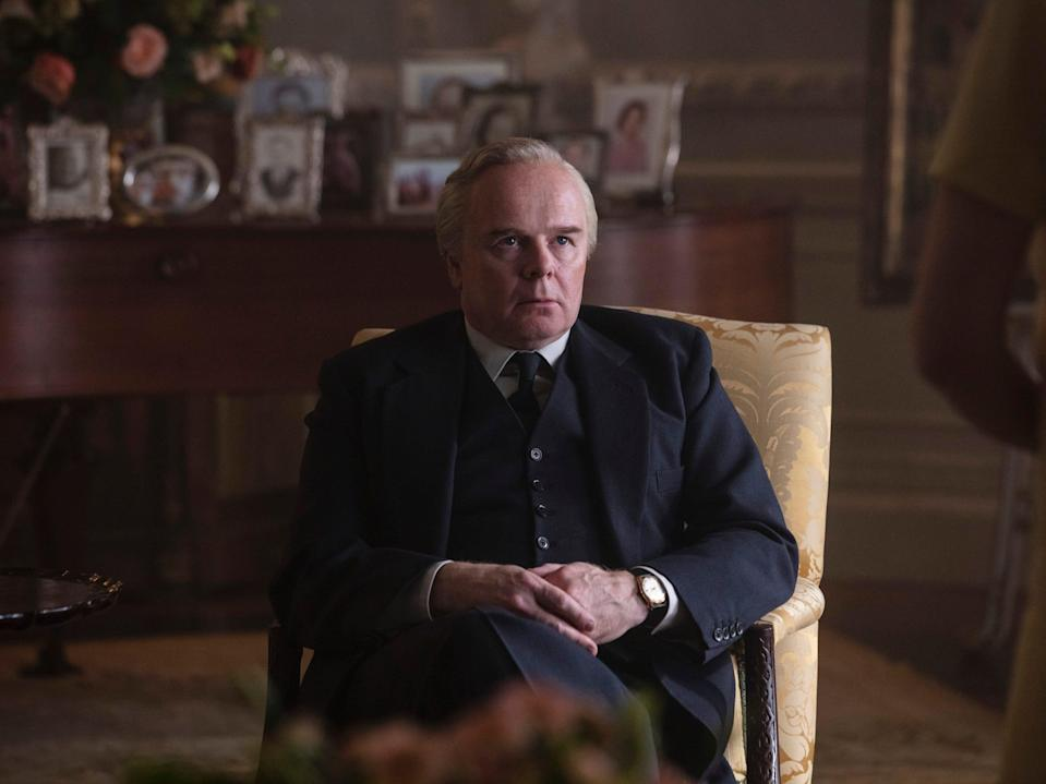 Jason Watkins The Crown