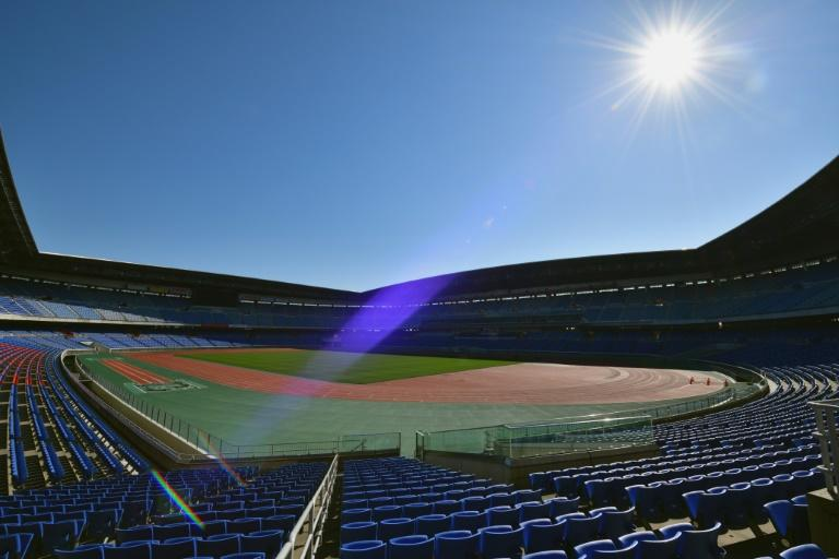 The Yokohama International Stadium will host the World Cup Final on November 2