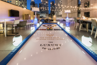 "<p>Play like an Olympian this winter with <a href=""https://www.thegwenchicago.com/"" rel=""nofollow noopener"" target=""_blank"" data-ylk=""slk:The Gwen, A Luxury Collection Hotel"" class=""link rapid-noclick-resp"">The Gwen, A Luxury Collection Hotel</a>'s ""Cocktails & Curling"" offering on its terrace. Admission to The Gwen Curling Rink gets you a cocktail and 45 minutes of competitive fun. If you're looking for something less sporty, the hotel also offers Boozy High Tea on the terrace starting this month.</p>"