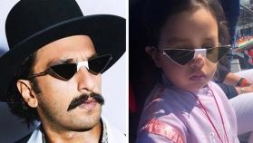 Here's why Ranveer Singh calls Ziva Dhoni 'Fashionista'