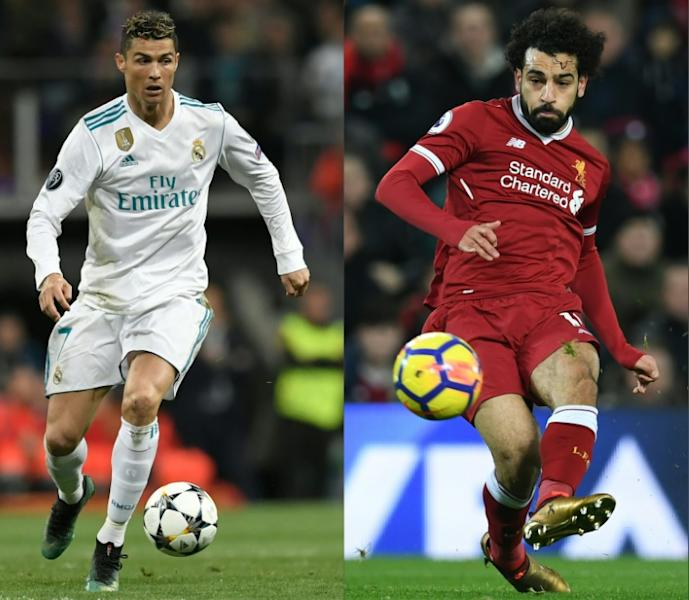 Will Cristiano Ronaldo or Mohamed Salah prove decisive in the Champions League final?
